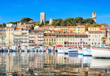Le Suquet à Cannes
